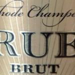 """Gruet brut """"Méthode champenoise"""", New Mexico, Spojené štáty"""