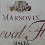 Cheval Franc 2012, Private Estate Selection, Marsovin, Malta