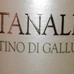 """Vermentino di Gallura DOCG """"Funtanaliras Oro"""" 2014, Cantina del Vermentino, Sardinia, Taliansko"""
