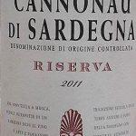 Cannonau di Sardegna Riserva 2011, Cantine Sella & Mosca, Sardínia, Taliansko