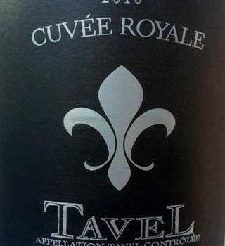 La Cuvée Royale 2016, Vignerons de Tavel, Tavel, Južná Rhôna, Francúzsko