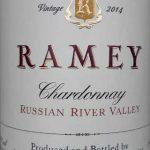 Chardonnay 2014, Ramey, Russian River Valley, Sonoma, Kalifornia, Spojené štáty