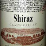 Shiraz 2017, Wakefield, Clare Valley, Austrália