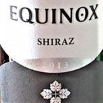 Shiraz 2013, Equinox, Purcari, Moldavsko