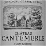 Chateau Cantemerle 2010, Haut Médoc, Bordeaux, Francúzsko