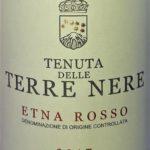 Etna Rosso 2017, Tenuta delle Terre Nere, Sicília, Taliansko